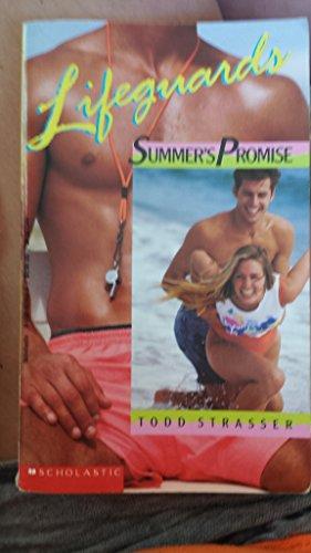 9780590555012: Summer's Promise (Point Romance Lifeguards)
