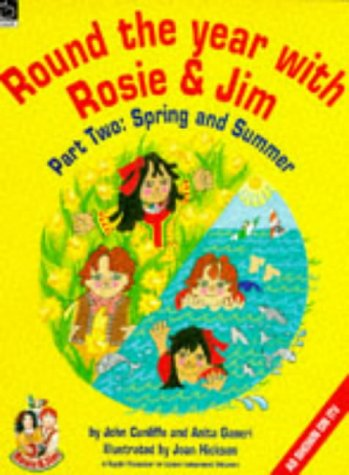 9780590555371: Round the Year with Rosie and Jim: Spring and Summer Pt. 2 (Rosie & Jim - activity books)