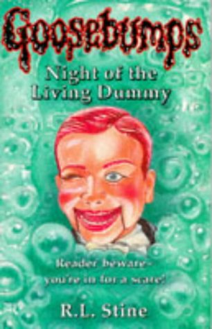 9780590555791: Night of the Living Dummy (Goosebumps)