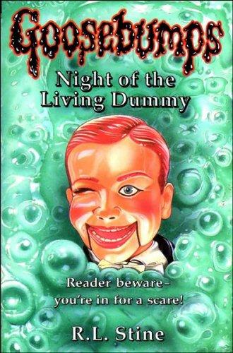9780590555791: Night of the Living Dummy (Classic Goosebumps)