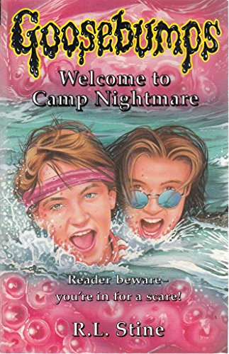 9780590556118: Welcome to Camp Nightmare (Goosebumps)