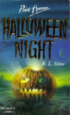 Hallowe'en Night (Point Horror) (0590556487) by R.L. Stine