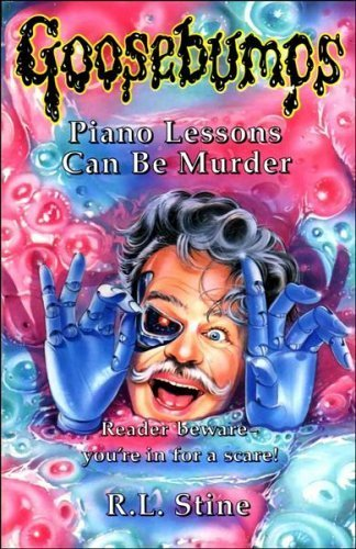 9780590556880: Piano Lessons Can Be Murder (Goosebumps)