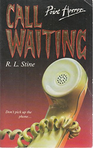 9780590557153: Call Waiting (Point Horror)