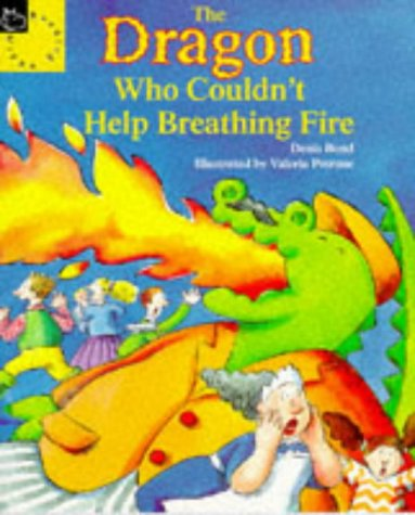 9780590557382: The Dragon Who Couldn't Help Breathing Fire (Picture Books)