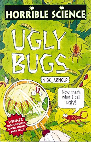 9780590558082: Ugly Bugs (Horrible Science)