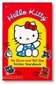 9780590558228: Sticker/storybook (Sanrio)
