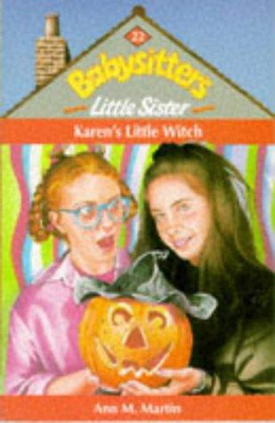 9780590558556: Karen's Little Witch (Babysitters Little Sister S.)