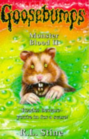 9780590558624: Monster Blood II (Goosebumps)