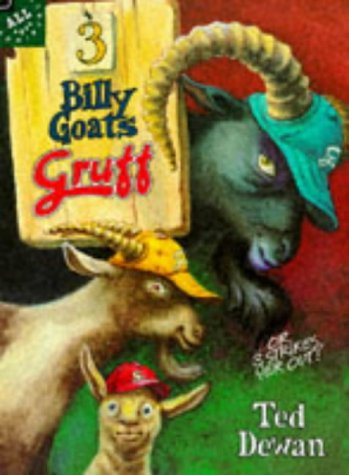 9780590559164: Three Billy Goats Gruff (Picture Books)