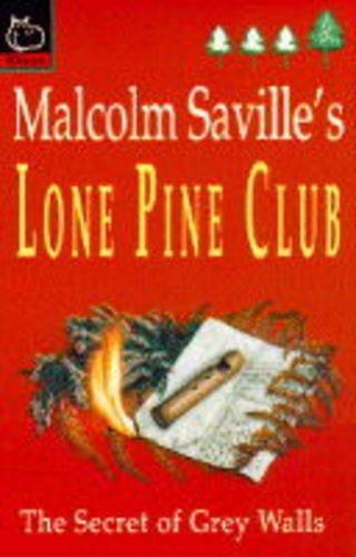 9780590559195: Secret of Grey Walls (Lone Pine Club)