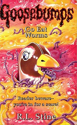 9780590559294: Go Eat Worms (Goosebumps)