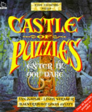 9780590559324: Castle of Puzzles: Outwit the Wizard of Quizard Castle (Puzzle Books)