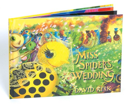 [signed] Miss Spider's Wedding
