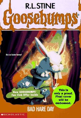 9780590568784: Bad Hare Day (Goosebumps #41)