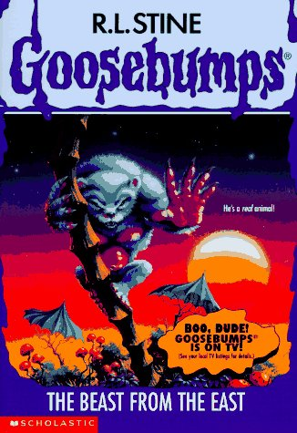 9780590568807: The Beast from the East (Goosebumps, No. 43)