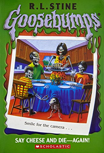 9780590568814: Say Cheese and Die-Again! (Goosebumps)