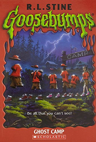 9780590568821: Ghost Camp (Goosebumps)