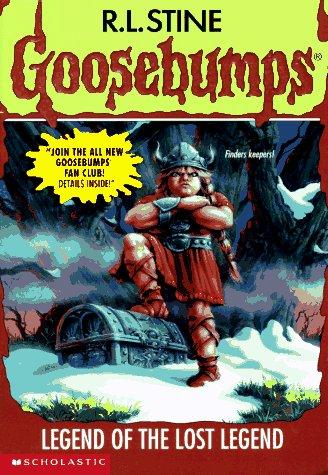 9780590568845: Legend of the Lost Legend (Goosebumps)