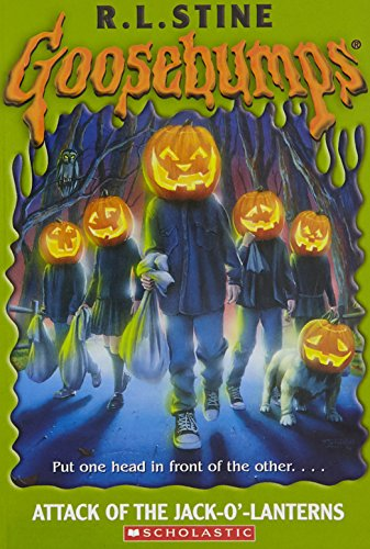 9780590568852: Attack of the Jack-O'-Lanterns (Goosebumps)