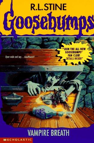 9780590568869: Vampire Breath (Goosebumps, No 49)