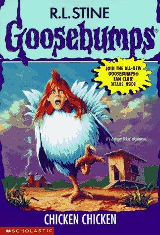 9780590568906: Chicken Chicken (Goosebumps)