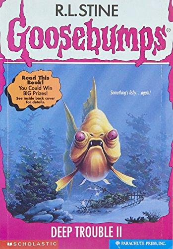 9780590568951: Deep Trouble II (Goosebumps (Quality))