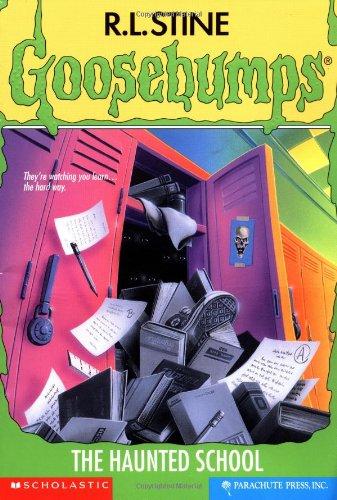 9780590568975: The Haunted School (Goosebumps)