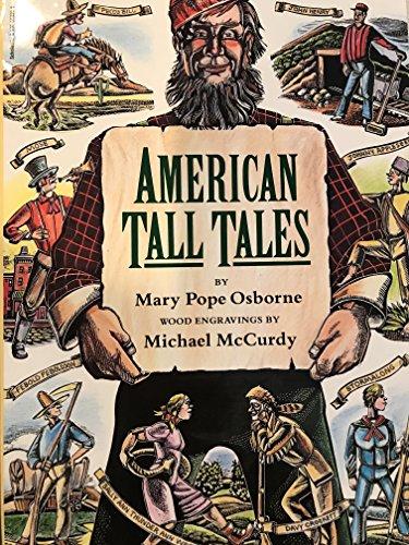 9780590569309: American Tall Tales