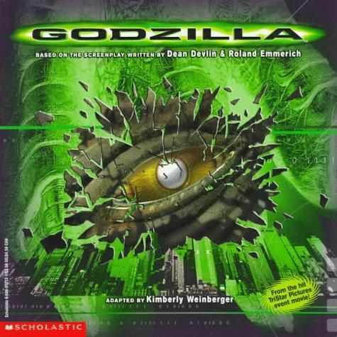 9780590572125: Godzilla