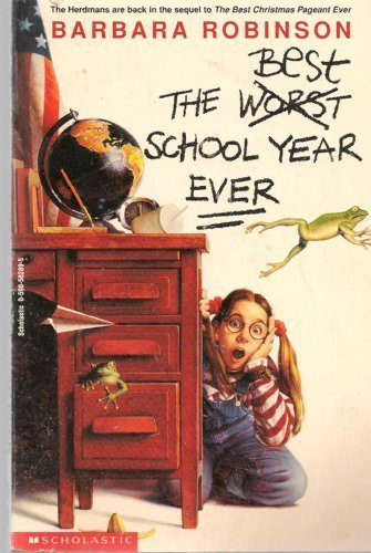 9780590582896: The Best School Year Ever