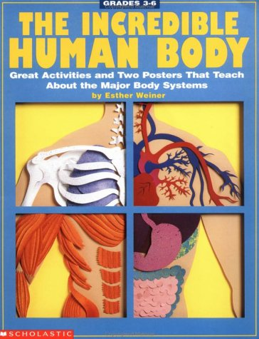 9780590599283 the incredible human body great projects and