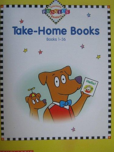 9780590599436: Phonics Readers Take-home Books - Books 1-36