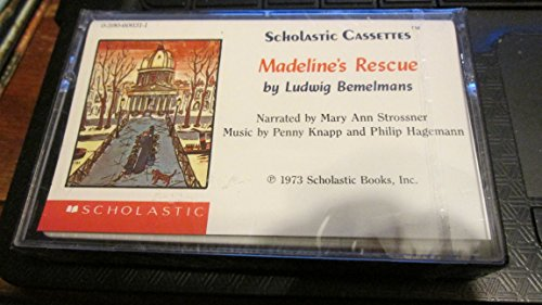 Madeline's Rescue (9780590600316) by Ludwig Bemelmans
