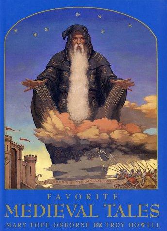 9780590600422: Favorite Medieval Tales