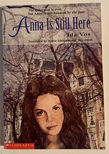 9780590602280: Anna Is Still Here