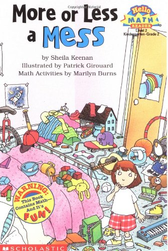 9780590602488: More or Less a Mess (Hello Reader! Math Level 2)