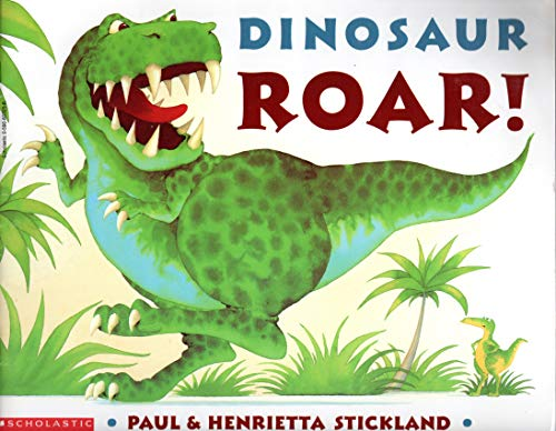 9780590603256: Dinosaur Roar!