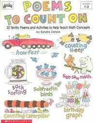 9780590603409: Poems To Count On (Grades 1-3)