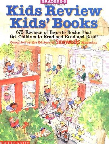 Kids Review Kids' Books (Grades 2-5): Scholastic Books