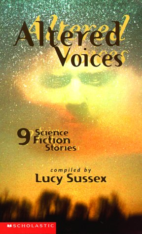 9780590603652: Altered Voices: 9 Science Fiction Stories