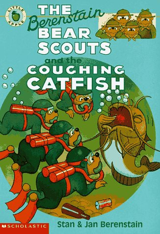 9780590603843: The Berenstain Bear Scouts and the Coughing Catfish (Berenstain Bear Scouts)