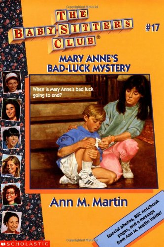9780590604284: Mary Anne's Bad-Luck Mystery (Baby-Sitters Club)