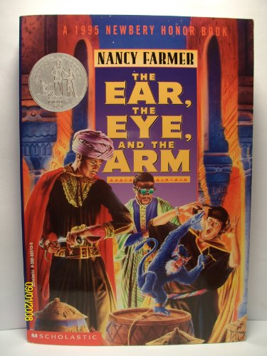 9780590605137: The Ear, the Eye, and the Arm