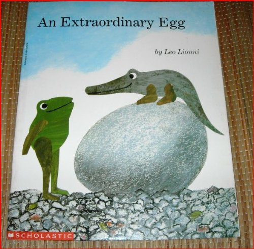9780590606998: An Extraordinary Egg