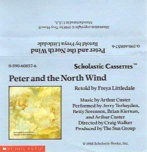 9780590608572: Peter and the North Wind