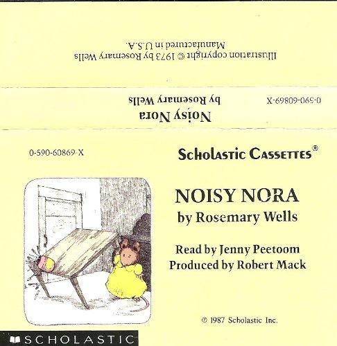 9780590608695: Noisy Nora (Scholastic Cassettes)