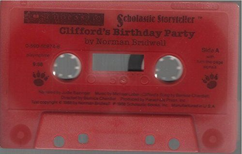 9780590608732: Clifford's Birthday Party