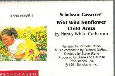 9780590609258: Wild Wild Sunflower Child Anna