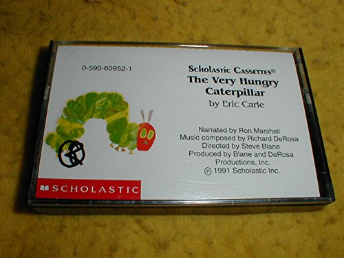 9780590609524: The Very Hungry Caterpillar